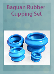 Baguan Rubber Cupping Set