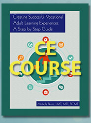 Creating Successful Vocational Adult Learning Experiences: A Step by Step Guide (CE Course)